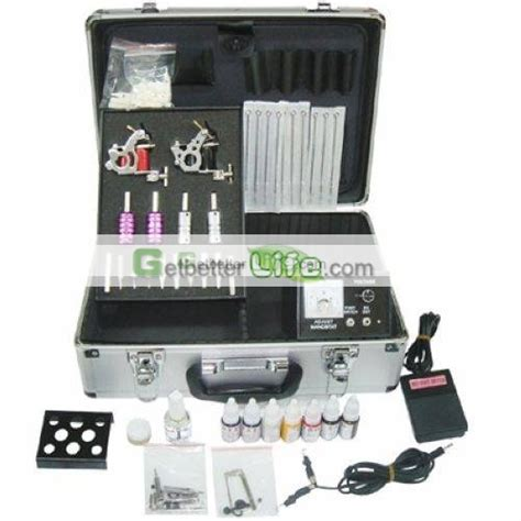 tattoo supplies free shipping free shipping cheap machine kit getbetterlife