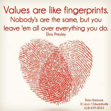 values   fingerprints nobodys      leave em