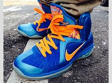 40 sneakers qui s'inspirent du calendrier chinois Lebron 9 Year Of The Dragon