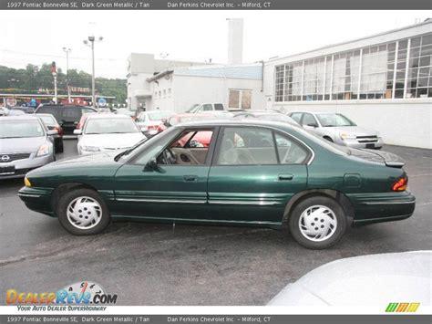 Pontiac Bonneville 1997 by 1997 Pontiac Bonneville Se Green Metallic Photo