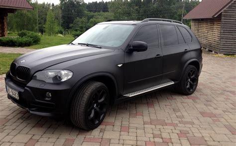 matte bmw x5 my matte black x5