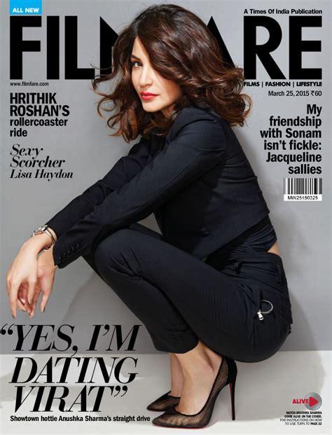 anushka sharma filmfare magazine march 2015 issue