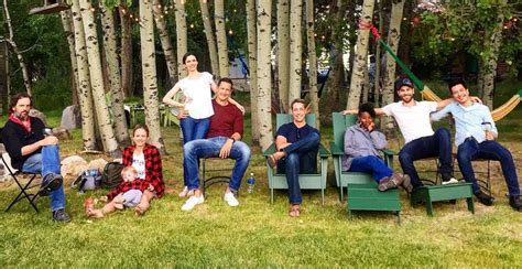 Grimm Cast Trip to Montana 2016   POPSUGAR Entertainment