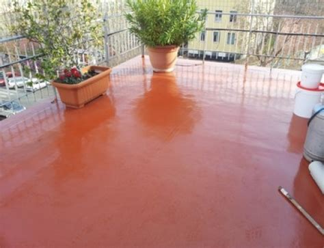 resina terrazzo impermeabilizzare senza demolire resinsiet srl