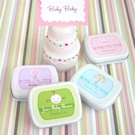 Baby Shower Mint Tins baby shower mint tins