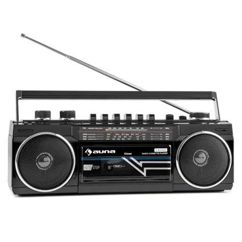 cassette player boombox duke retro boombox portable cassette player usb sd