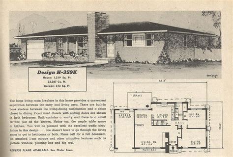 vintage house plans 359 antique alter ego