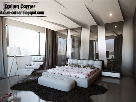 modern bedrooms modern italian bedroom designs ideas decorations