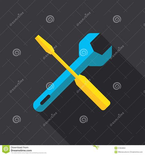 working tools flat icon set stock vector image 40282698 working tools flat icon design stock vector image 51954694
