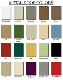 roofing colors how to the right metal roof color consumer guide 2017