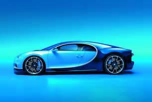 Bugatti Side View The Veyron S Successor Bugatti Chiron Side View