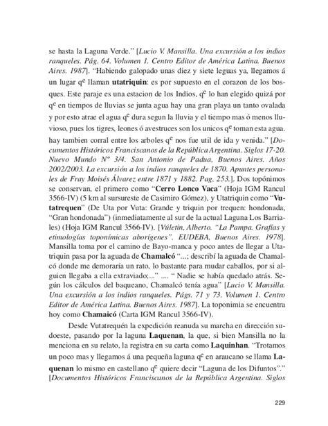 lucio v mansilla latitud longitud mapa y c digo postal de della mattia c y n mollo 2005 el mapa de mansilla