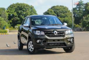 Renault Kwid Renault Kwid 1 0l Amt 1000 Cc Launched In India At Rs 4