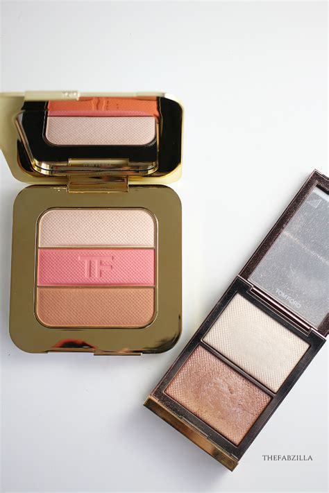 Review Tom Fords 3 by Tom Ford Soleil 2016 Contouring Compact And Moisturecore