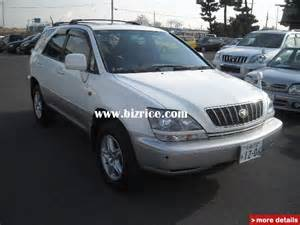 Www Japan Used Cars For Sale Toyota Harrier 350g Premium L Package Japan Used Cars