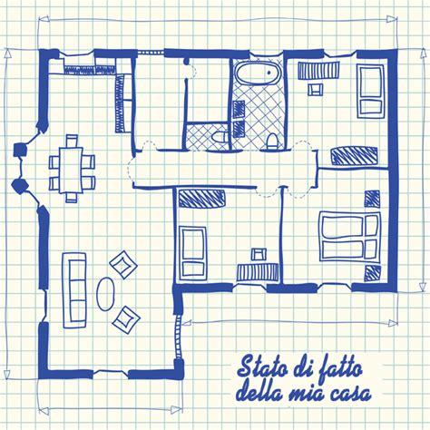 progettare interni progetto arredamento e d interni realizzato a mano libera