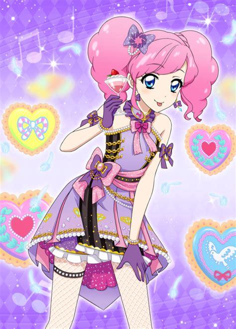 Aikatsu Spicy Ageha Houndstooth Dress image photokatsu 1078 png aikatsu wiki fandom powered by wikia