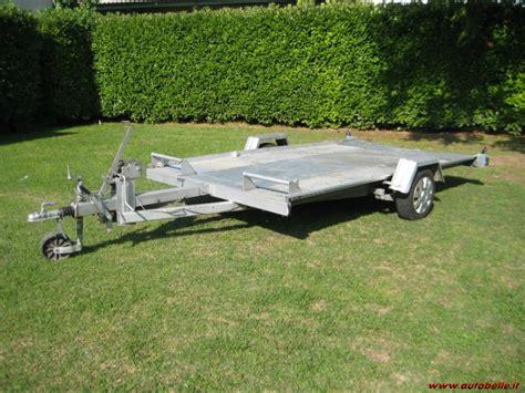 vendo carrello porta auto scaduto vendo carrello trasporto auto moto 163275