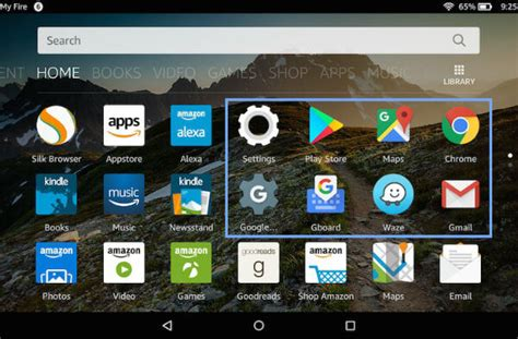 where are apps stored on android how to install android apps on kindle hd mashtips