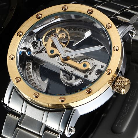 Barang Berkualitas Ess Jam Tangan Mechanical Wm473 Silver Gold ess jam tangan mechanical wm445 446 silver jakartanotebook