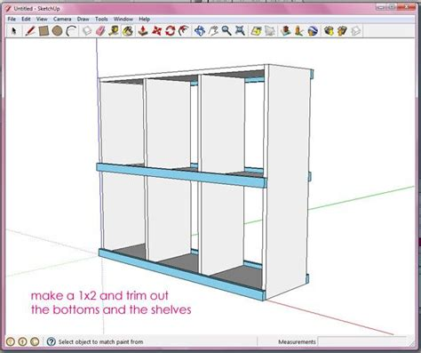 google sketchup tutorial woodworking using google sketchup to design diy projects sketchup