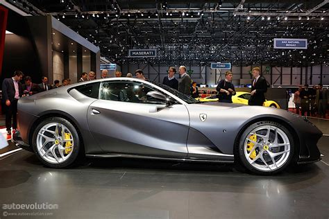 New Home Interior Colors by Ferrari 812 Superfast Stands Still In Geneva Is Gorgeous