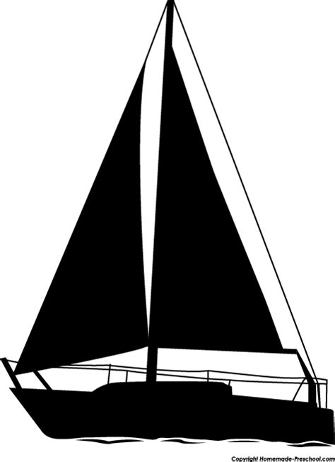 boat clipart silhouette boat clipart silhouette pencil and in color boat clipart