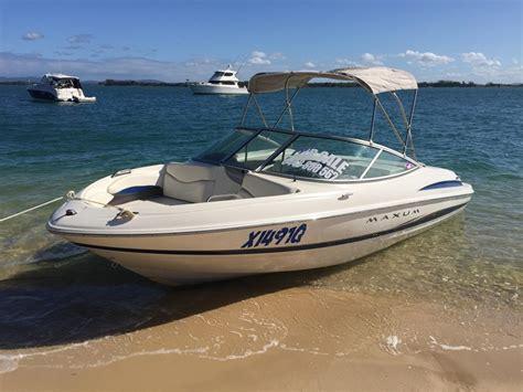 bowrider boats for sale australia 2003 maxum 1900sr bowrider for sale trade boats australia