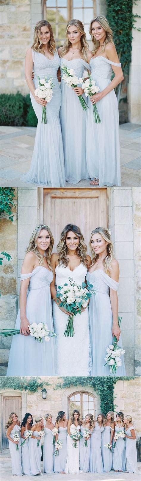 cheap light blue bridesmaid dresses best 25 bridesmaid dresses ideas on wedding