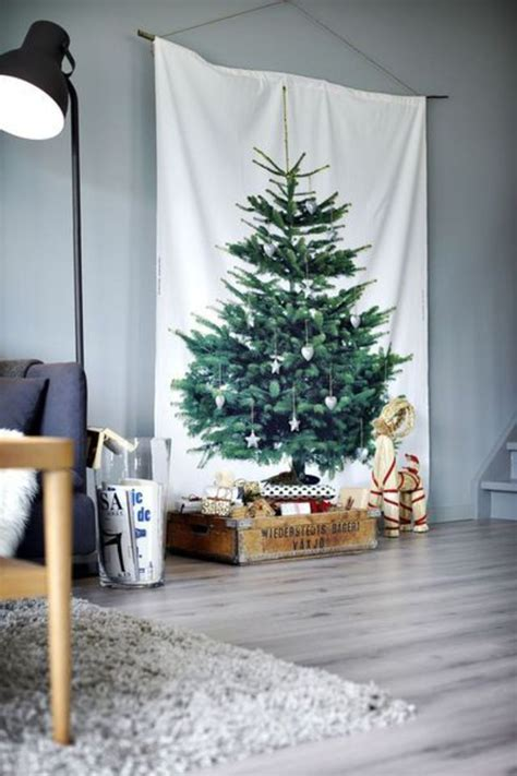 pet friendly christmas tree alternatives interiors pinspiration 5 diy tree alternatives image interiors living