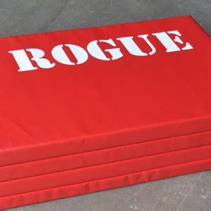 rogue crash mats 4 section folding mats