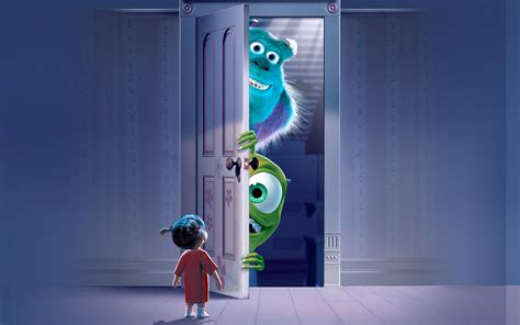 wallpaper monster inc monsters inc movie wallpapers hd wallpapers id 13795