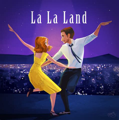 La La Land Fans | la la land fanart movies books fan art pinterest