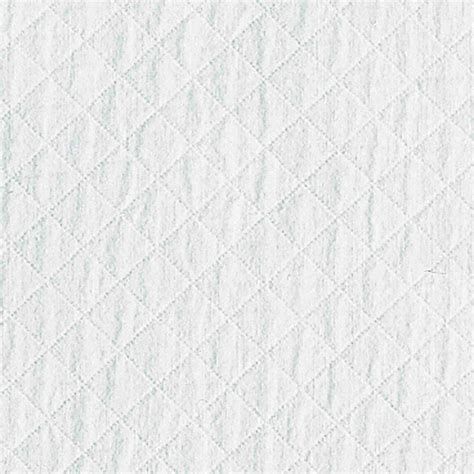 White Quilted Fabric by Quilted White Swatch Ballard Designs