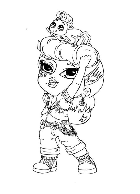 monster high operetta coloring pages coloring pages monster high az coloring pages