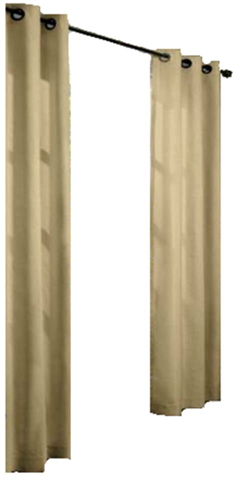 Insulated Patio Door Curtains by Grommet Top Insulated Curtain Pair Patio Door 80 Quot X 84