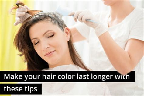 How To Make Hair Color Last by How To Make Your Hair Color Last As
