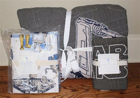 Wars Quilt Pottery Barn by New Pottery Barn Wars X Wing Tie Fighter