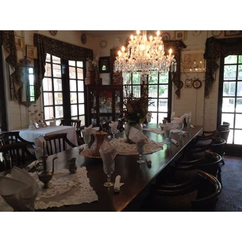 Cauley Square Tea Room by Tea Room At Cauley Square Miami
