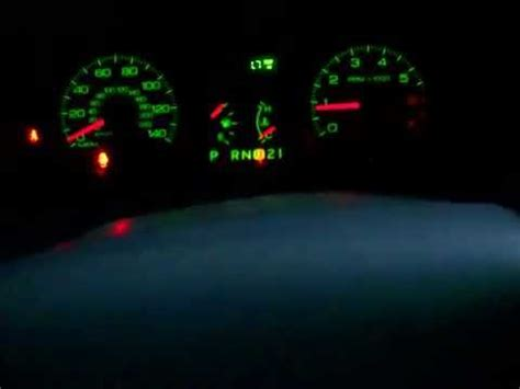 2008 ford edge check engine light 2005 crown vic p71 instrument cluster to newer 06