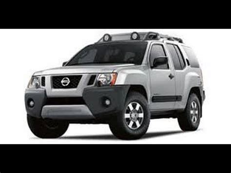 automotive repair manual 2009 nissan xterra electronic toll collection 2009 nissan xterra service manual auto repair youtube