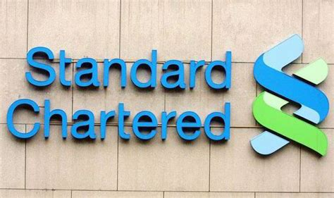 standar charted bank standard chartered bank is fined 163 179million city