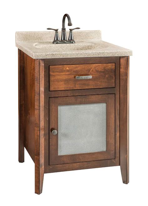 amish made bathroom cabinets bathroom sink vanities amish furniture