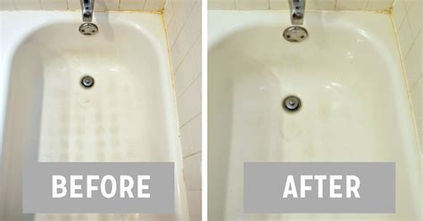 what to use to clean a dirty bathtub using just 3 ingredients clean your dirty bathtub and