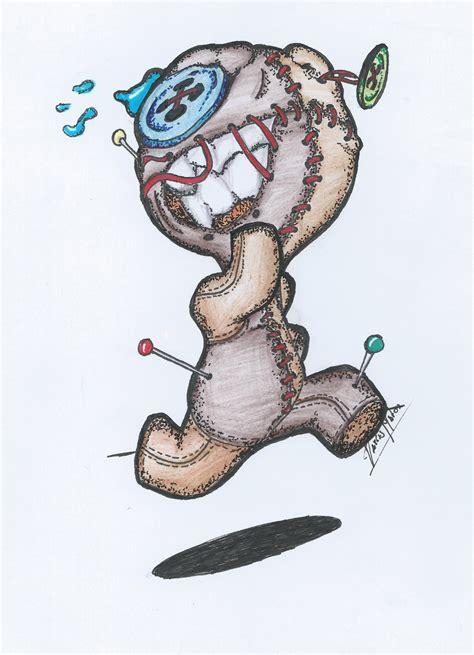cute voodoo doll drawings scared voodoo doll by tarcis1000 on deviantart