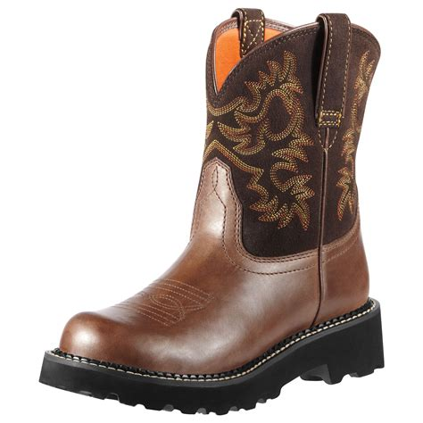 pungo ridge ariat fatbaby brown rebel brownie ariat