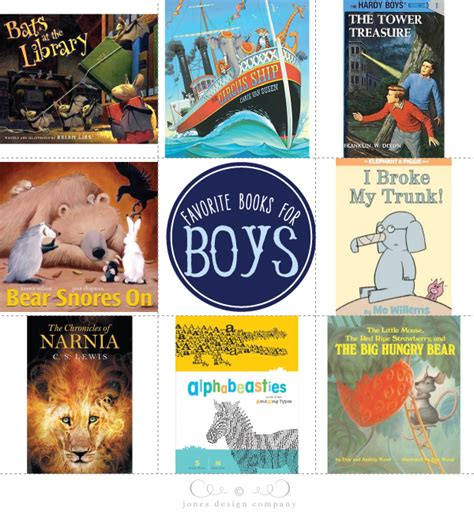 favored books book week favorite books for boys jones design company