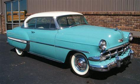 1954 chevy bel air hard top 1954 chevrolet bel air 2 door hardtop 23908