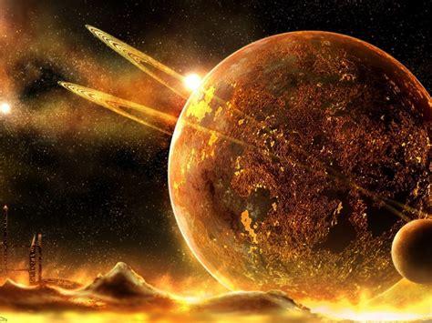sci fi planet wallpaper  wallpaperscom