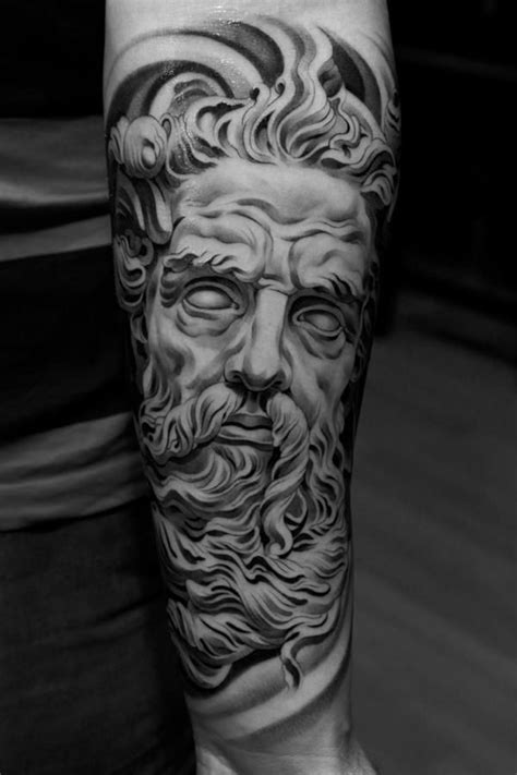tattoo ideas zeus zeus brunosegatto